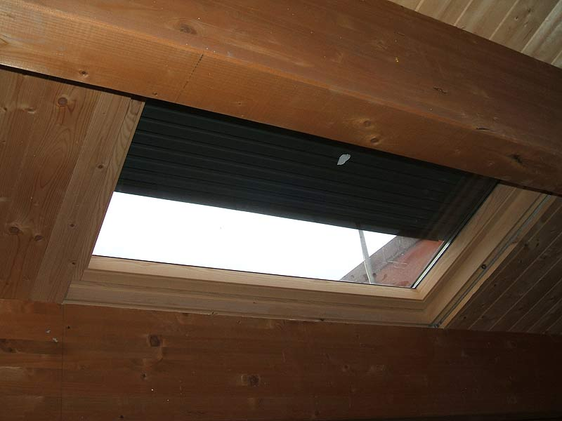 Limoli alluminio mineo ct for Velux tetto in legno